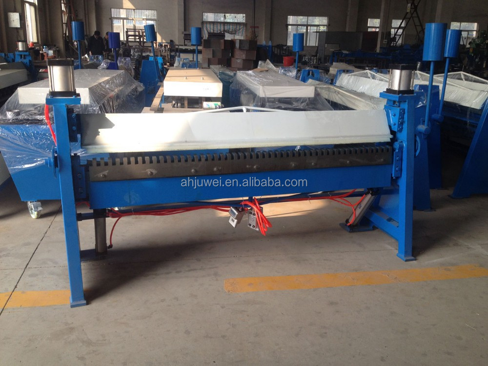 TDF-1.5X1500 Pneumatic Bending Machine Folding Machine