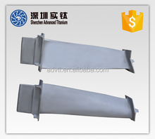 Quality custom titanium investment casting and foundry