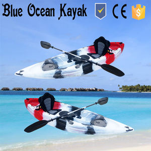 2015 Blue Ocean May hot sale pedal kayak/pedal canoe/kayak with pedal