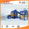 Automatic concrete block making machine in India