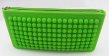Stylish Designed Silicone Cheap Makeup Bags and Cases