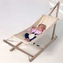 Portable Baby Hammock with Stand