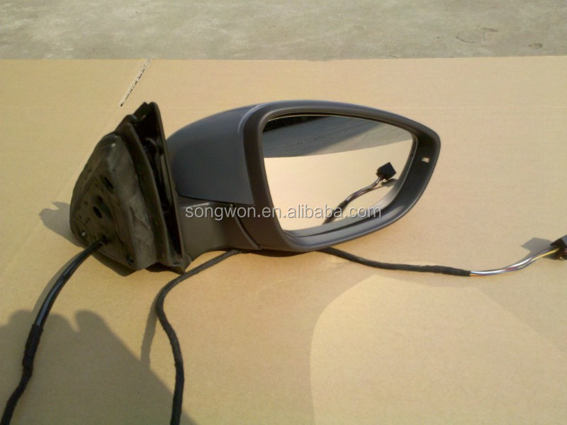 car side mirror for new jetta