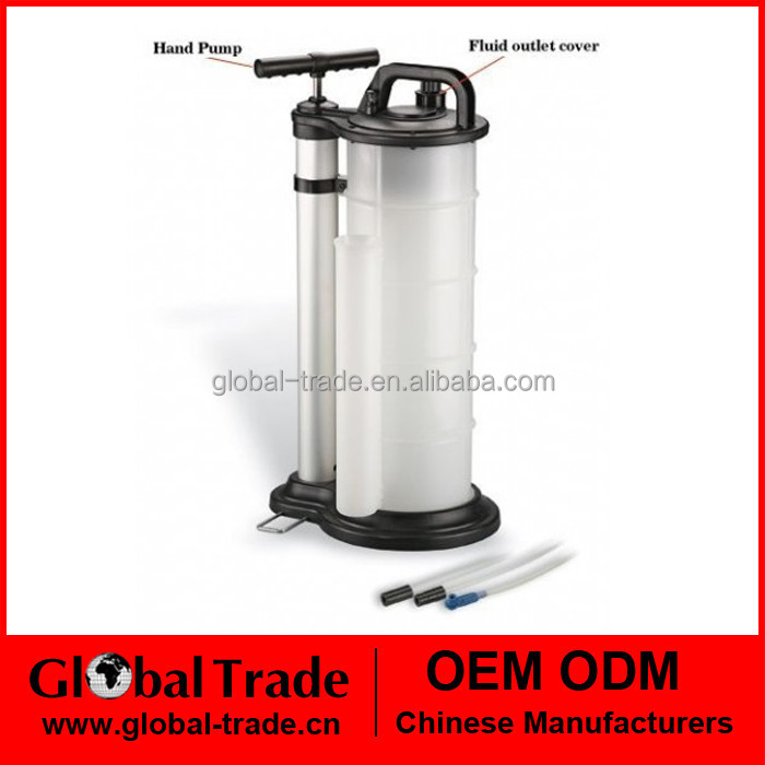 9L Manual Fluid Extractor A0524