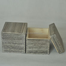 Hot Sale Wooden Box for Watch Factory Supply