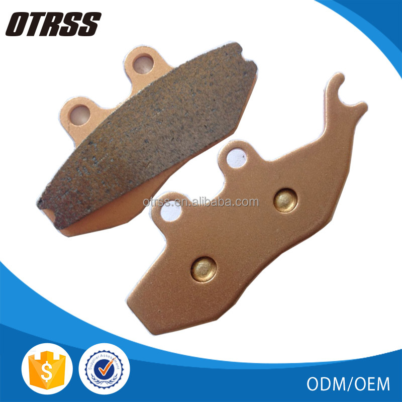 Sintered HH Sport brake pad for PIAGGIO