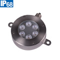 embedded 316ss 18W rgb ip68 water proof projection lamp underwater pool light for swimming pool