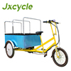 Three wheel electric bikes tricycle for heavy loading