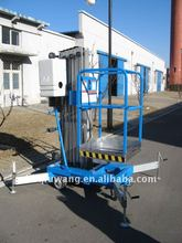 10m aluminum personnel hydraulic lift