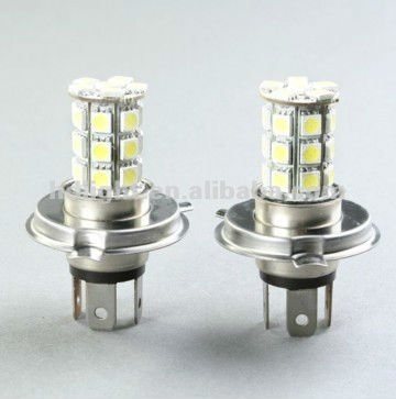 H4 24 SMD 5050 Fog Light Automotive Led Auto Bulb Led Auto Lamp Led Car Lighting