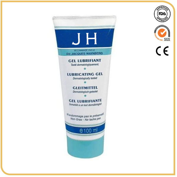 JH CE Approved Water Based Lubricant Gel Oil and Long Time Sex Lubricant Gel Personal Medical Lubricant Gel