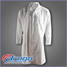 T/C waterproof restaurant chef coat uniform