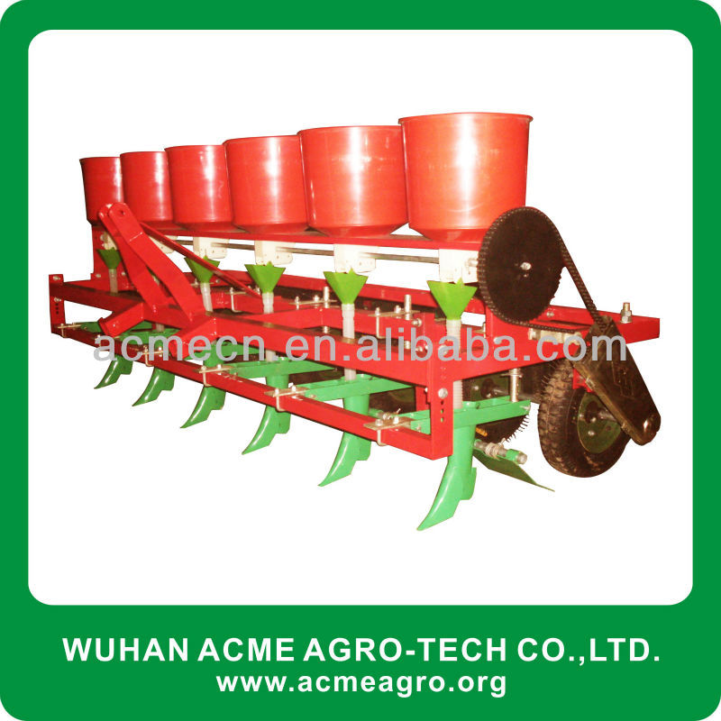 2BJ Series Tractor Mounted Vegetable Seed Planter(cabbage seeds millet rape sesame onion chillis mung bean cotton tomato etc. )