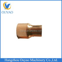 Copper Pipe fittings, Reducing Coupling for Refrigeration, Copper Tube Fitting Coupling for Air Conditioning