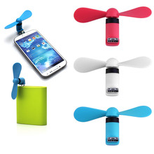 New product Universal Mini USB Gadgets Cooler Fan Summer Cooling Travel Portable Eletronic Fan for Android mobile phone