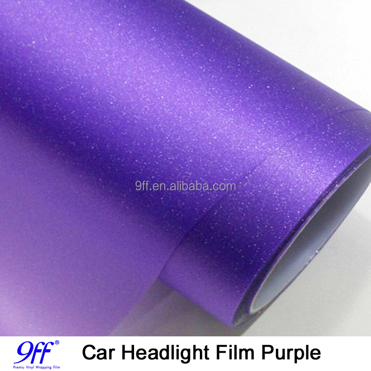 Colour Car Headlight And Tail Protection Light Tint Film 0.3*9M