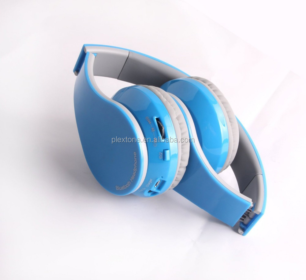 Foldable Folding bluetooth v4.0 combo headphone and speaker headset oem wireless headphone guangzhou bluetooth headphone