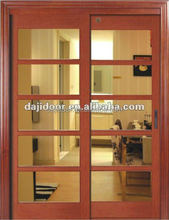 Living Room Sliding Doors With Runner DJ-S404