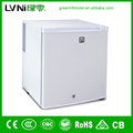 LVNI 30L convenient hotel solid door mini bar fridge