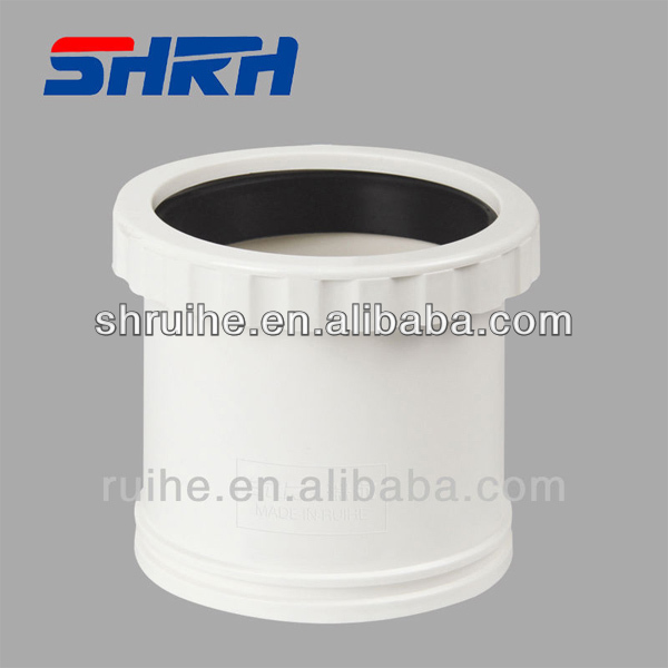 pvc pipe fittings rubber expansion joint