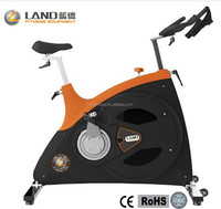 LAND LD-9 series flywheel exercise bike/gym equipment/buy keiser spin bike
