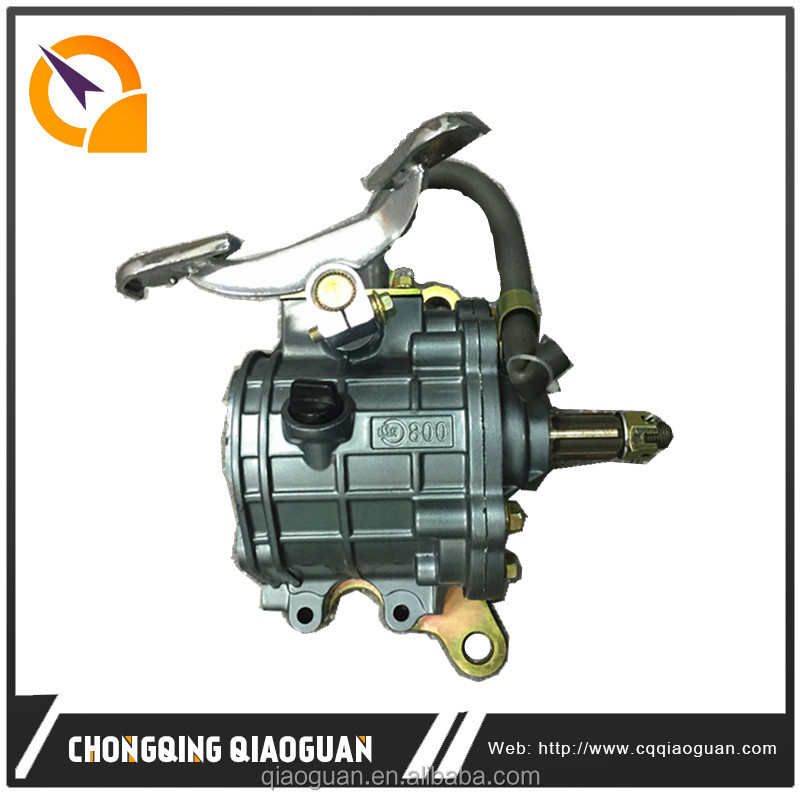 QG 2016 hot sale Chongqing factory export tricycle updatede 800cc reverse gear with black iron and steel transmission shaft
