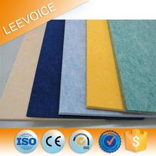 insulating sound board polyester fiber acoustic board