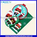 christmas cotton printed potholder