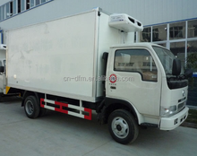 2016 Dongfeng fish and vegetable truck refrigerator freezer cooling van 4x2