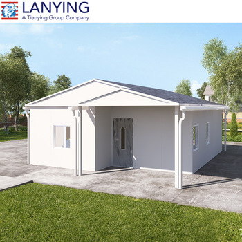 Mobile house cheap prefabricated home built in Africa