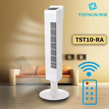 Multifunctional LED Display floor mount oscillating fan for wholesales