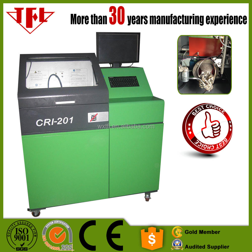 ECU diesel injection pump test bench repair equipment with CE