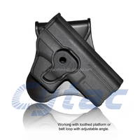 Tactical polymer glock 21 holster