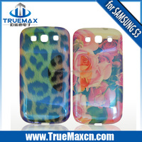 Hot selling smart cover case for Samsung Galaxy s3,New design tpu case for samsung galaxy S3