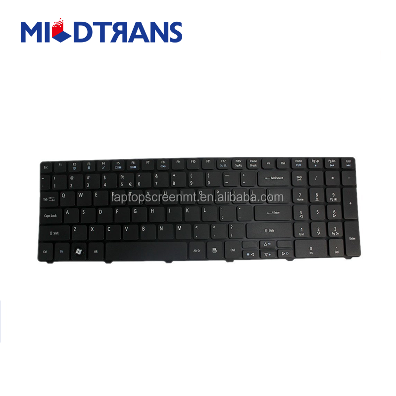 Wireless keyboard laptop backlit keyboards for Acer 5810T