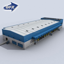 Steel Warehouse Construction Light Structure Roof Design