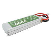 25C 35C 50C 100C 3S Lipo Battery 5000mah 11.1v lipo RC Battery for Remote Control Helicopter