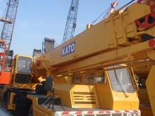 kato 25t truck mounted crane NK250 used truck crane