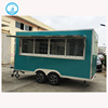 4m Coffee China Tuk 2017 New Style Food Truck Ice Cream Cart Mobile