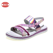 2017 high quality lowest price fashion cute baby girl summer children sandals