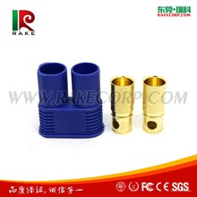 Gold Plated Brass Connector Banana Plug EC3 EC5 EC8 Connector Adapter