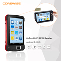 Outdoor passive 13.56mhz rfid writer with barcode scanner wireless