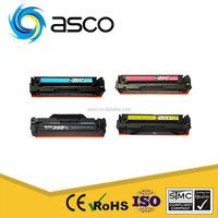 CF400A (201A) Compatible Laser Color Toner Cartridge use for HP Color LaserJet M252dw/M252n MFP/M277dw/M277n Printer