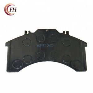 Bus brake drum rear glue for brake shoes. WVA:29032
