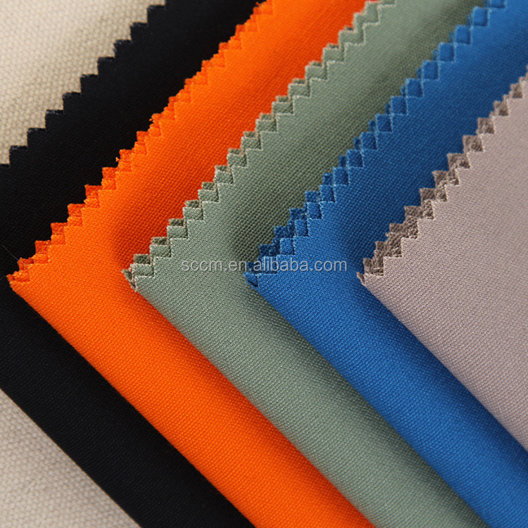 60% cotton 40% polyester workwear fabric