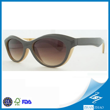 Lovely nice looking bamboo and wood sunglasses