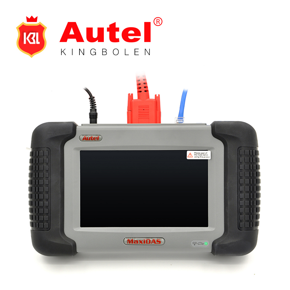 Autel MaxiDAS DS708 Automotive Diagnostic & Analysis System ALL electronic systems live data ECU programming