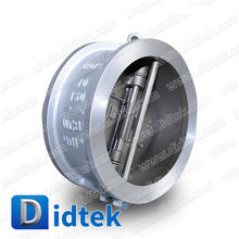 DIDTEK International Agent dual Check Valve Casting,Wafer valve check
