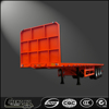 40ft Container Carrier Flatbed Semi Trailer