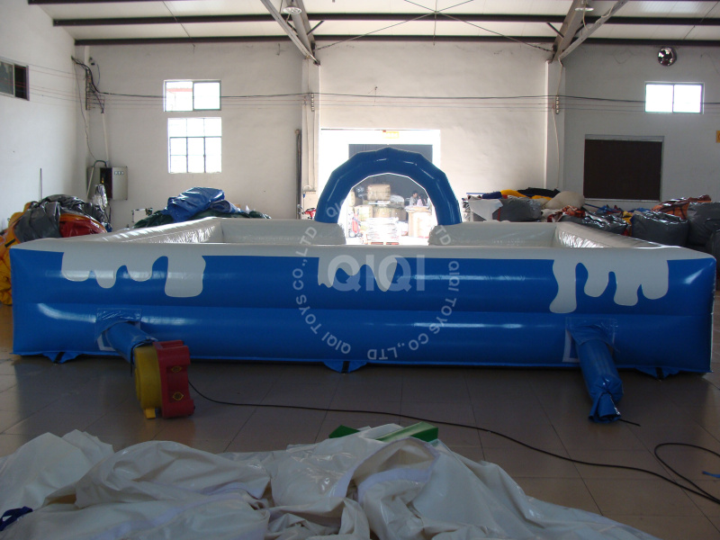 Commercial Swimming Pools Product : Commercial hot used swimming pool trampoline inflatable